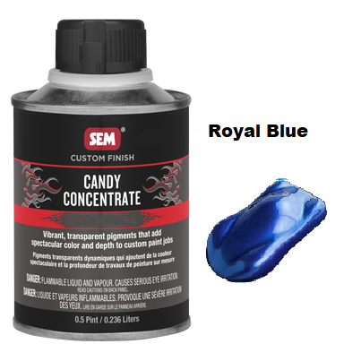 SEM Candy Royal Blue