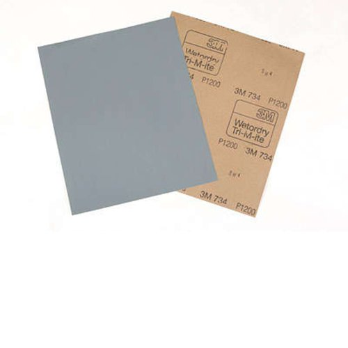 3M 734 slibepapir Wet or dry 230x280mm